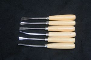High Quality Carpentry Chisels with Wooden Handle