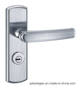 (KTG-5708-011) 57 Series SUS304 Stainless Steel Door Handle on Plate pictures & photos