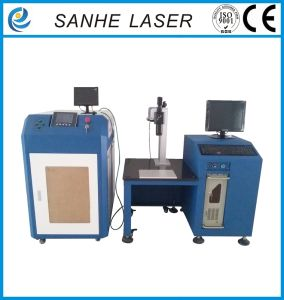 New Design Fiber Automatic Laser Welding Machine for Clock Glasses and Appliances pictures & photos