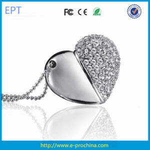 Jewelry Heart Shape USB Memory Stick (ES566) pictures & photos