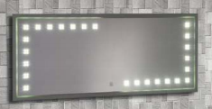Strive Stick on Wall Bathroom LED Mirrors (LZ-053) pictures & photos