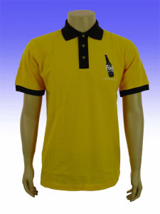 Promotional Cheap Polyester Custom Election Polo Shirt pictures & photos