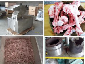 Stainless Steel Bone Crusher Machine pictures & photos