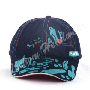 Fashion Colorful Print Children Baby Kids Hats pictures & photos