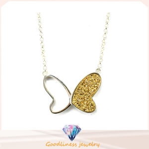 2017 Fashionable 925 Silver Necklace for Women White CZ Necklace (N6780) pictures & photos
