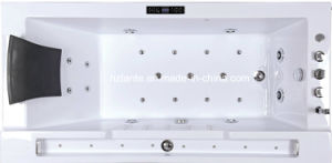 Whirlpool Massage Bathtub with TUV, ISO9001 Approved (TLP-669) pictures & photos