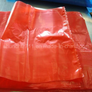 Clear Strong HDPE Color Packaging Bag pictures & photos