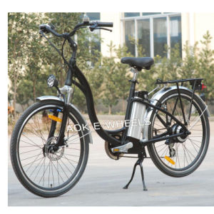 Electric Bike (TDE-001) pictures & photos