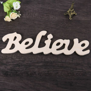 Wooden Letters for Craft Made of MDF pictures & photos