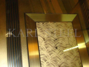 High Quality 201 Stainless Steel Color Kmf004 Mirror 8k Sheet pictures & photos
