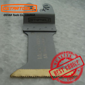 Titanium Bi-Metal Oscillating Saw Blade pictures & photos