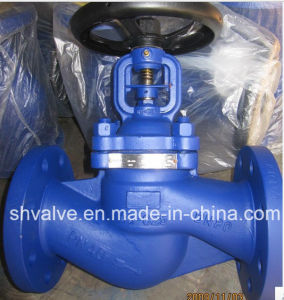 Cast Steel Bellow Sealed Globe Valve