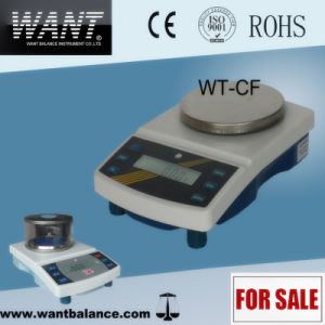 High Quality Precision Metal Base Sensitive Laboratory Balance with RS232 pictures & photos
