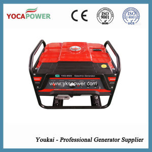 5.5kVA Single Phase Small Portable Gasoline Generator pictures & photos