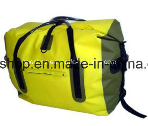 PVC Cold Laminated Tarpaulin Tarp Awning Fabric (500dx500d 18X17 580g) pictures & photos