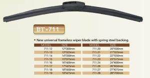 Windshield Wiper Blade (BT 711) pictures & photos