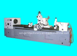 Max. Milling Dia. 200mm, Max. Milling Length 2300mm Semi-Automatic Spline Shaft Milling Machine pictures & photos