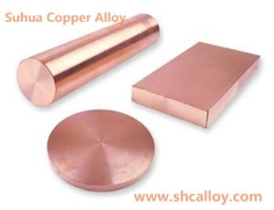 Best Quality Cobalt Beryllium Copper Alloy C17500 pictures & photos