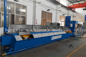 Hxe-13dl High Speed Copper Rod Breakdown Machine with Annealing pictures & photos