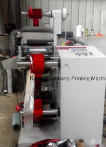Flexographic Printing Machine 1 Color for Film Label pictures & photos