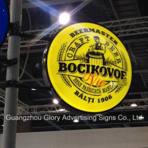 Illuminate Acrylic Lightbox Waterproof Light Box Sign pictures & photos