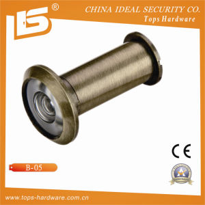 High Quality Zinc Alloy Material Door Viewers (B-05) pictures & photos