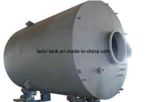 50000L Carbon Steel High Pressure Storage Tank for LPG, Ammonia, Liquied Gas