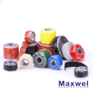 Self Fusing Silicone Rubber Electrical Tape pictures & photos