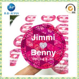 Removable Custom PVC Decal Die Cut Vinyl Sticker (JP-s076) pictures & photos