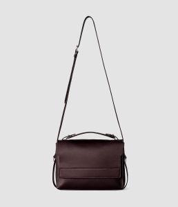 Brand Most Popular Leather Bag Shoulder Bag (YW388-01A)