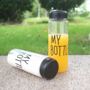 500ml Transparent Tritan Water Bottle, BPA Free My Bottle, with Mini Pouch pictures & photos