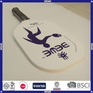 OEM Printed High Quality Carbon Pickleball Paddle pictures & photos