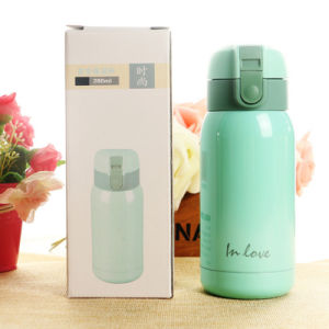Easy to Carry Double Wall Stainless Steel Thermos for Children pictures & photos
