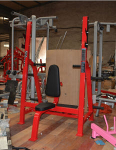 Fitness Equipment /Gym Equipment/Olympic Military Bench (SW-8007) pictures & photos