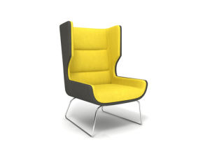 Naughtone Hush Chair pictures & photos