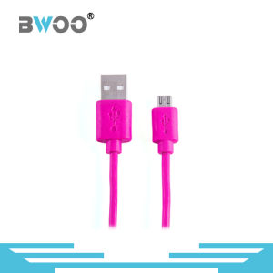 USB 2.0A Male to Micro USB B Charging Cable pictures & photos