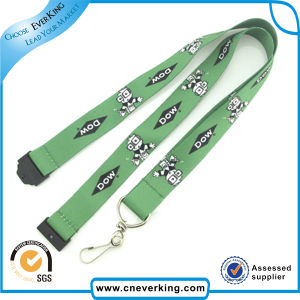 Multi Colors Available EGO Smooth Polyester Lanyards pictures & photos