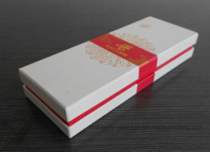 Cheap Red Paper Jewelry Packaging Gift Box pictures & photos