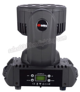 7 PCS LED Moving Head Beam Light pictures & photos