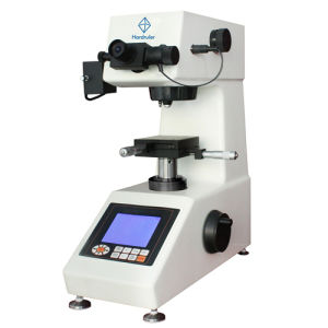 Digital Micro-Vickers Hardness Tester (HVD-1000) pictures & photos
