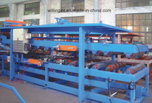 China Supplier Automatic EPS Sandwich Panel Manufacturing Machinery pictures & photos