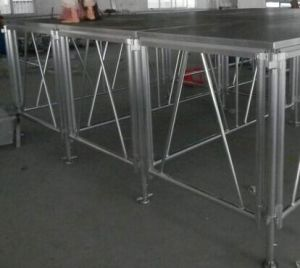 1*2m Assembly Frame Aluminum Stage pictures & photos