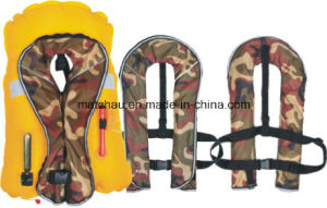 150n Solas Med Approval Automatic Inflatable Lifejacket pictures & photos