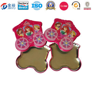 Embossing Metal Food Packaging for Promotion Gift pictures & photos
