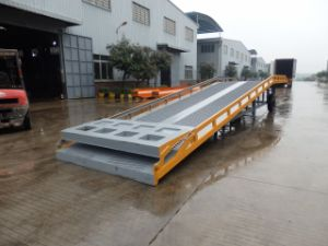 Movable Hydraulic Dock Ramp pictures & photos