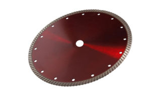 Continuous Rim Diamond Saw Blade for Marble Stone Granite Concrete