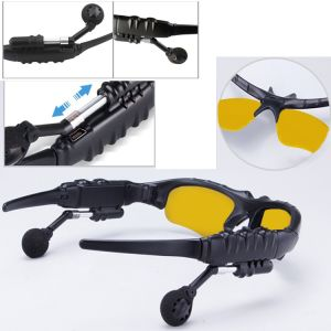 Bluetooth Headset MP3 Music Sport Sunglasses pictures & photos