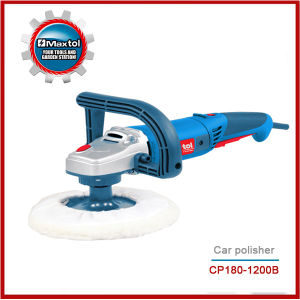 D Handle 1200W 180mm Car Polisher (CP180-1200B) pictures & photos