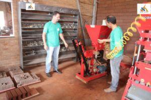 Interlocking Clay Brick Making Machine pictures & photos