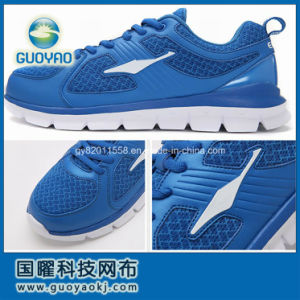 Shoes Polyester Monofilament Mesh Fabric pictures & photos